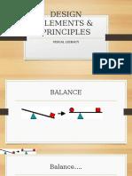 Design Elements & Principles
