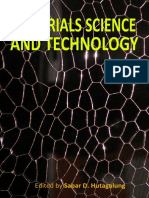 GM - Materials Science and Technology