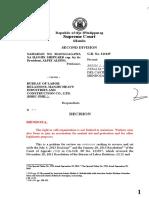 Samahan Ng Manggagawa Sa Hanjin Shipyard vs. Bureau of Labor Relations, g.r. No. 211145, October 14, 2015