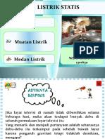 PPT MUATAN LISTRIK DAN KUAT MEDAN LISTRIK 1.pdf
