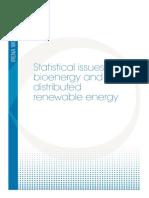 Bioenergy Statistics