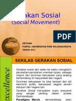 Pertemuan 1 Gerakan-Sosial