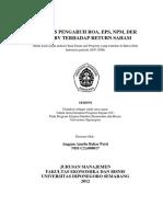 20150326_IDX-LQ45-February-2015 pdf | Equity (Finance) | Revenue