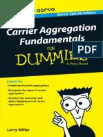 Qorvo Carrier Aggregation Fundamentals for Dummies Volume 1