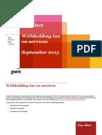 Tz Tax Alert September 2013