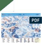Comprensorio sciistico del Civetta - Dolomiti