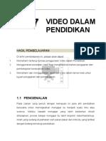 Bab7 Video Dalam Pendidikan