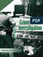 Guia de Investigación de Escenas de Crimen