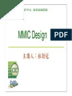 Eetop.cn MMIC Design