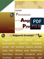 II. Anggaran Produksi