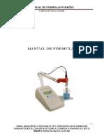 A Mostra Manual Formulas