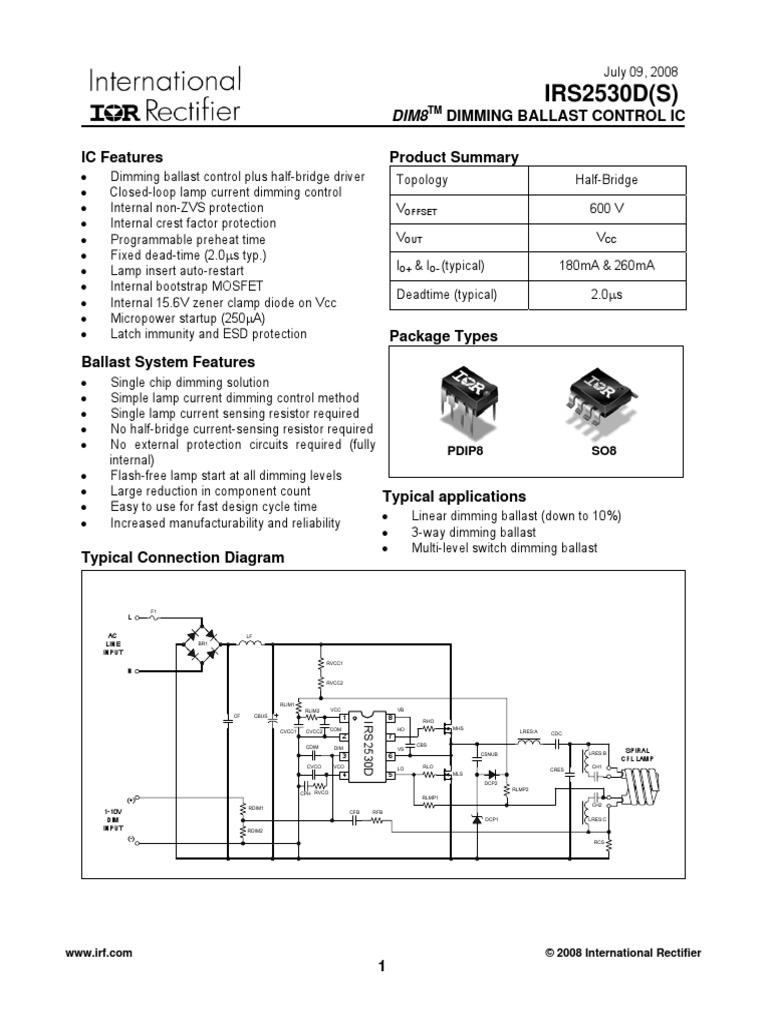 Internal Ballast Wiring Diagram Schematic Diagrams Programmed Start Preheat Schematics Electric