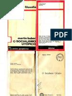 BUBER, Martin. O socialismo utopico.pdf