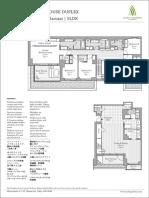 Azabu Gardens Luxury Tokyo Apartments 5 Bedroom Penthouse Duplex