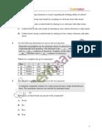 Gr 10 Science Test 1 Question