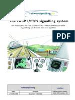 ERTMS ETCS Signalling System MaurizioPalumbo1