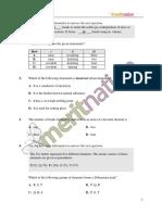 Gr 10 Science Test 2 Question
