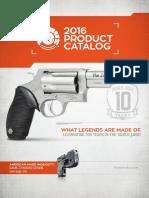 2016 Taurus Catalog