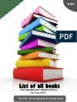 List of thousands Books