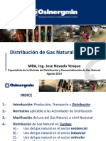 8. Distribucion de Gas Natural - Tumbes