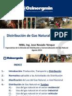 8. Distribucion de Gas Natural - Tumbes