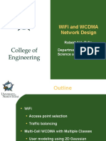 WiFi and WCDMA Network Design.ppt