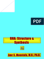 RNA Structure, Functions Web