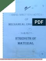 ME 9.Streangth of Material