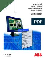 3BUA000157 Harm Configuration