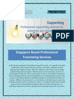 Interpretation Services Singapore