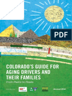 Colorado's Guide for Aging Drivers and Their Families