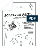 Comic Soldar Es Facil