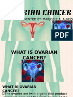 Ovarian Cancer Alveza