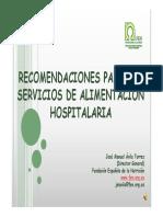 Recomendaciones para los servicios de alimentación hospitalaria. 2010.pdf