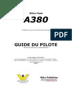 A380 Guide Du Pilote
