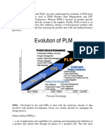 Evolution of PLM