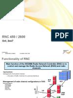 RNC Dimensioning