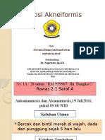 Presentasi Case Erupsi Akneiformis Stevanus