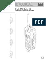 HT700v2 Service Manual
