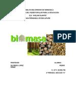 Trabajo de Biomasa