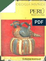 Archaeologia Mundi Peru 1966 - Hoyle