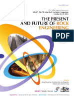 2012 - Palma e Lollino e Parise - Analysis of the Behaviour of a Cabrbonate Rock Mass Due to Tunneling in a Karst Setting