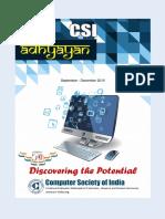 CSI SEP to DEC 15