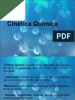 Cinética da Química