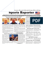 July 27 - August 2, 2016  Sports Reporter