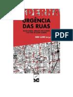 Urgencia Das Ruas Coletivo Baderna