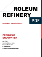 Petroleum Refinery