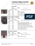 Peoria County Jail Booking Sheet for July 26, 2016