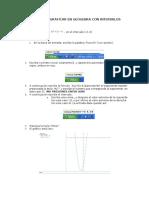 Pasos Para Graficar en Geogebra Con Intervalos