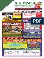 Steals & Deals Southeastern Edition 7-28-16